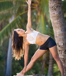 QUICK AND SIMPLE MORNING YOGA