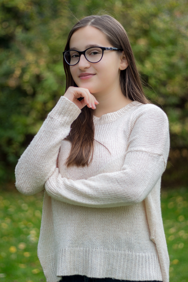 My name is Anastasija Gorgieva and I am an 18- year- old student of Gimnazija Slovenj Gradec. I live in Slovenj Gradec, but I am originally from Macedonia. I love reading books, mostly novels, and learning about history. I consider myself an introvert, but many people will say that I am quite the opposite. I enjoy alone time and tranquility, and am not a fan of loud places. I often read about issues in our world today, which is why I am passionate about activism and politics, as well as social justice. My aspiration is to be as informed about important subjects as possible and also to inform others.
