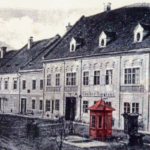 A well on main square
