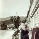 Karel Pečko painting