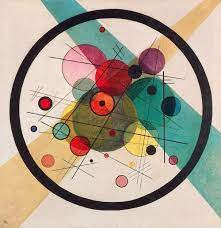 KANDINSKY AND HIS COMPOSITIONS