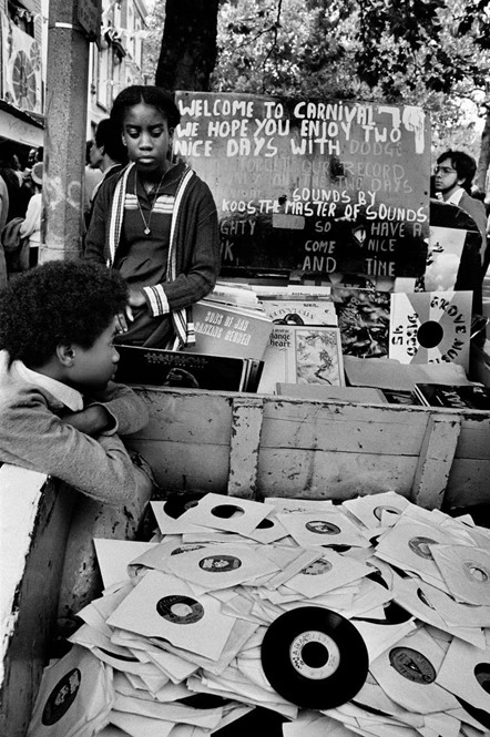 choosing a record